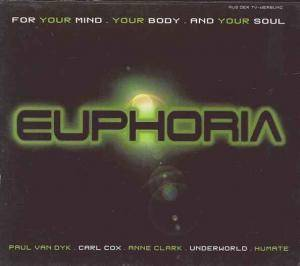 Cover - Space Brothers: Euphoria