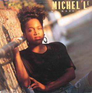 Michel'le: No More Lies - Cover