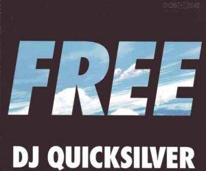 DJ Quicksilver: Free - Cover