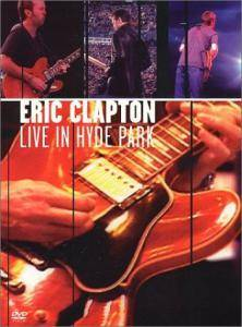 Eric Clapton: Live In Hyde Park - Cover