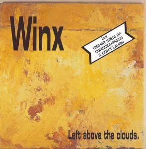 Cover - Winx: Left Above The Clouds