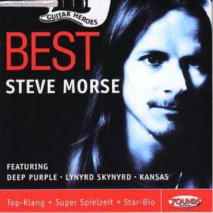 Cover - Steve Morse: Guitar Heroes - Best