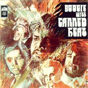 Canned Heat: Boogie With Canned Heat - Cover