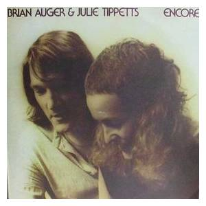 Brian Auger & Julie Tippetts: Encore - Cover