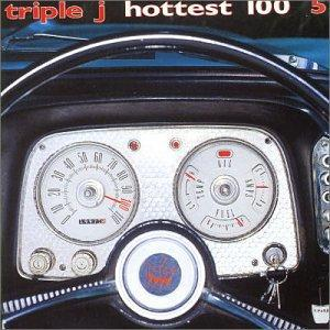 Triple J Hottest 100 5 - Cover