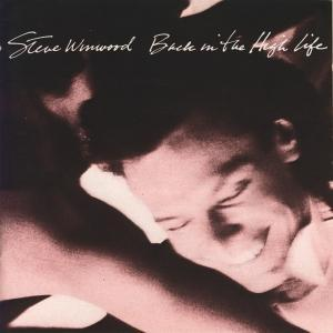 Steve Winwood: Back In The High Life - Cover