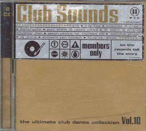 Cover - Juliet Roberts: Club Sounds Vol. 10
