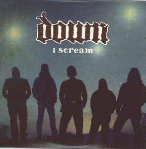Cover - Down: I Scream