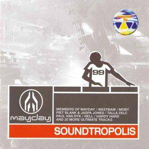 Cover - Rok: Soundtropolis Best Of Mayday '99