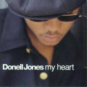 Cover - Donell Jones: My Heart
