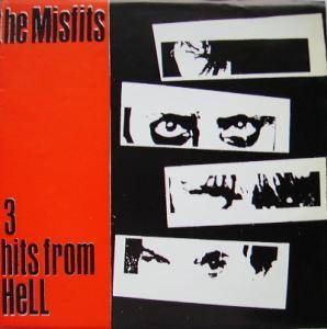 Misfits: 3 Hits From Hell - Cover