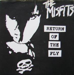 Misfits: Return Of The Fly - Cover