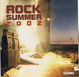 Rock Summer 2002 - Cover
