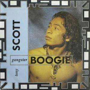 Tony Scott: Gangster Boogie - Cover