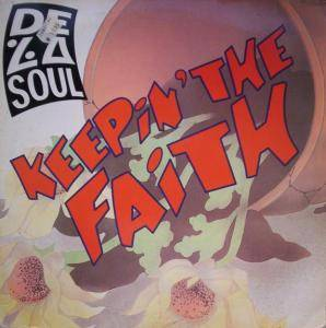 De La Soul: Keepin' The Faith - Cover