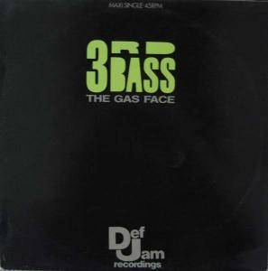 3rd Bass: Gas Face, The - Cover