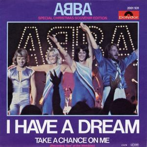 ABBA: I Have A Dream - Cover