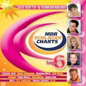 MDR Schlagercharts Folge 6 - Cover