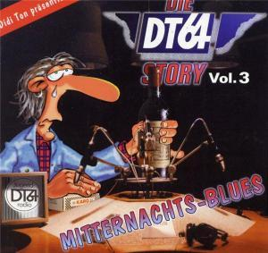 DT 64-Story Vol. 3 Mitternachtsblues, Die - Cover