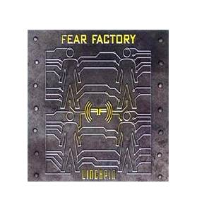 Fear Factory: Linchpin - Cover