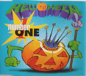 Helloween: Number One - Cover