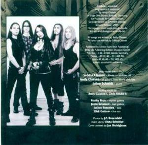Holy Moses: Master Of Disaster (Mini-CD / EP) - Bild 2