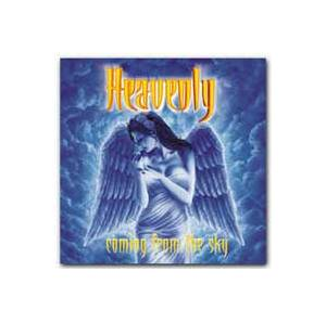 Heavenly: Coming From The Sky - Cover