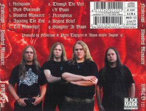 Fleshcrawl: Bloodred Massacre (CD) - Bild 2