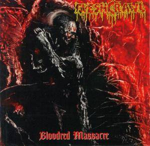 Fleshcrawl: Bloodred Massacre (CD) - Bild 1