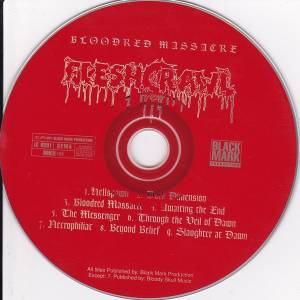 Fleshcrawl: Bloodred Massacre (CD) - Bild 5
