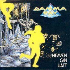 Gamma Ray: Heaven Can Wait - Cover