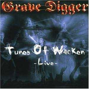 Grave Digger: Tunes Of Wacken (CD) - Bild 1