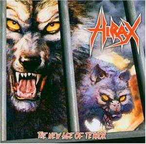 Cover - Hirax: New Age Of Terror, The