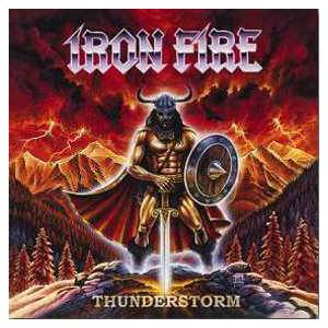 Cover - Iron Fire: Thunderstorm