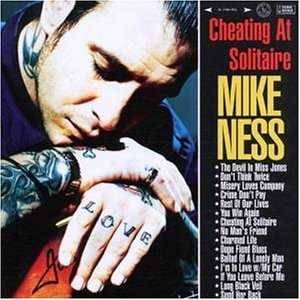 Mike Ness: Cheating At Solitaire - Cover