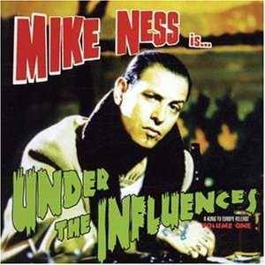 Mike Ness: Under The Influences - Cover