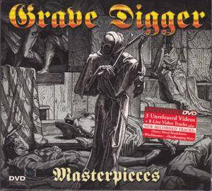 Grave Digger: Masterpieces - Cover