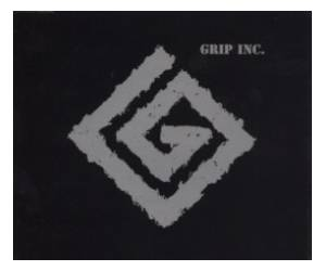 Cover - Grip Inc.: Griefless
