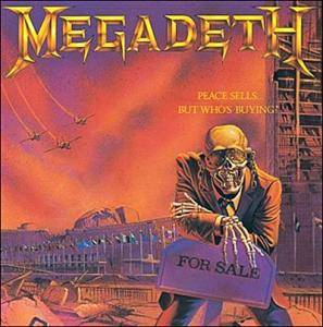 Megadeth: Peace Sells... But Who's Buying? (LP) - Bild 1