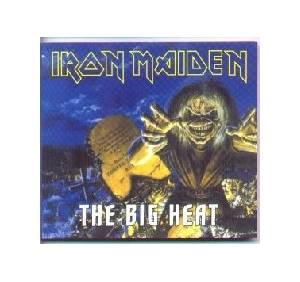 Iron Maiden: Big Heat, The - Cover