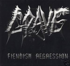 Grave: Fiendish Regression (CD) - Bild 1