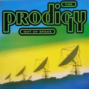 The Prodigy: Out Of Space - Cover