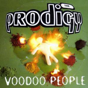 The Prodigy: Voodoo People - Cover