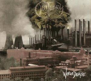 Obituary: World Demise (CD) - Bild 1