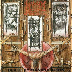 Napalm Death: Death By Manipulation - Cover