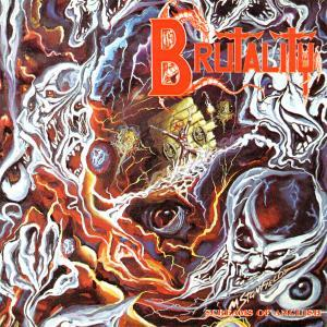 Brutality: Screams Of Anguish - Cover