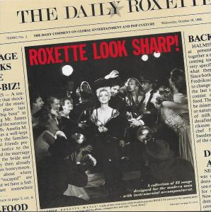 Roxette: Look Sharp! - Cover