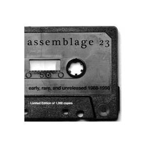 Cover - Assemblage 23: Early, Rare, And Unreleased 1988-1998