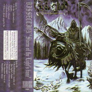 Dissection: Storm Of The Light's Bane (Tape) - Bild 1