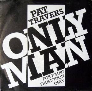 Cover - Pat Travers: Only Man
